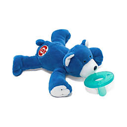WubbaNub® MLB® Chicago Cubs Bear Pacifier
