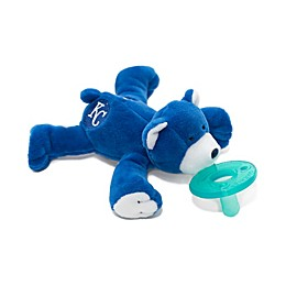 WubbaNub® MLB® Kansas City Royals Bear Pacifier