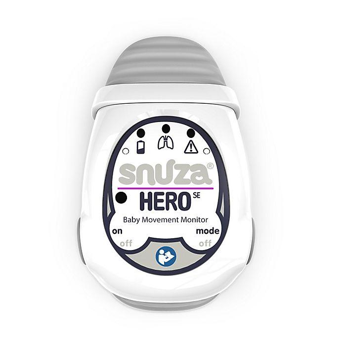 Alternate image 1 for Snuza Hero Baby Movement Monitor