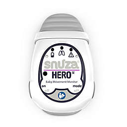 Snuza Hero Baby Movement Monitor in Grey