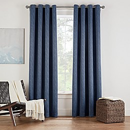 Eclipse Twilight Luna Grommet Room Darkening Window Curtain Panel