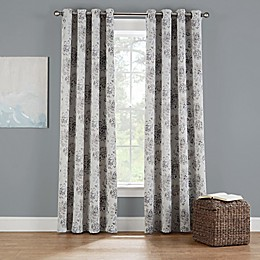 Eclipse Twilight Luna Window Curtain Panel