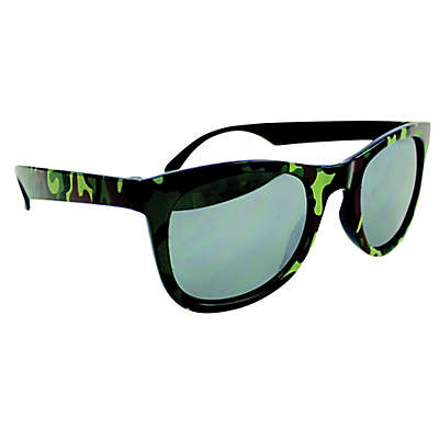 On The Verge Camo Kids Fashion Sunglasses
