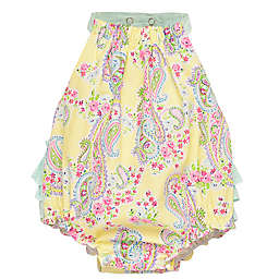 Baby Starters® Paisley Sunsuit in Yellow