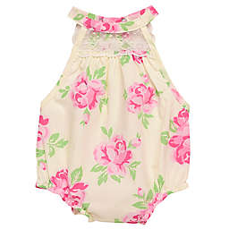 Baby Starters® Floral Bubble Sunsuit
