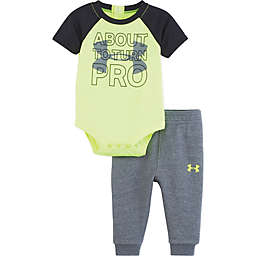 Under Armour® 2-Piece About to Turn Pro Set in Green/Yellow