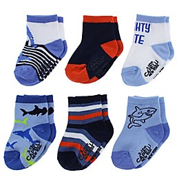 Capelli New York 6-Pack Under the Sea Socks