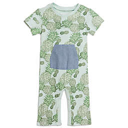 Sovereign Code® Pineapples Coverall in Mint