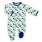 EMC2™ Size 3M Funesaurus Magnetic Footie in Blue