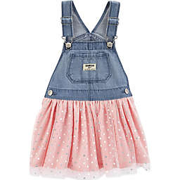 OshKosh B'gosh® Tulle Skortall in Denim