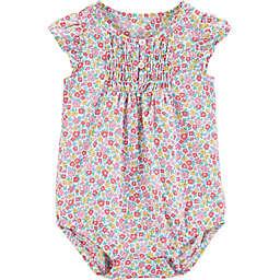 OshKosh B'gosh® Ditzy Floral Bodysuit