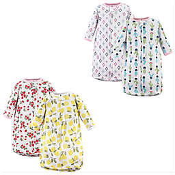 Hudson Baby® Size 0-3M 2-Pack Cactus Wearable Blankets
