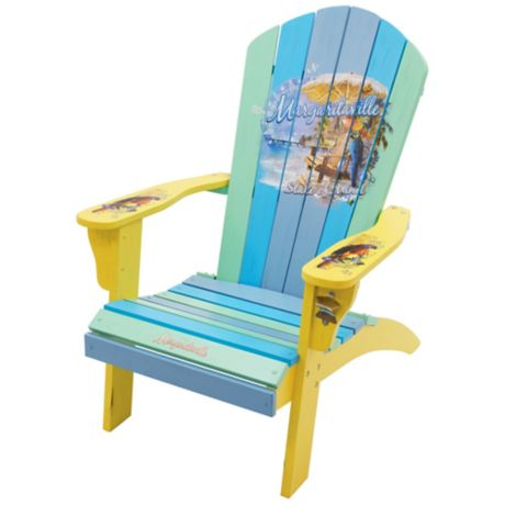 Margaritaville 174 State Of Mind Multicolor Adirondack Chair