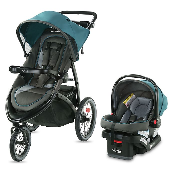 Alternate image 1 for Graco® FastAction™ Jogger LX Travel System