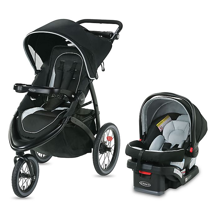 Alternate image 1 for Graco® FastAction™ Jogger LX Travel System in Mansfield