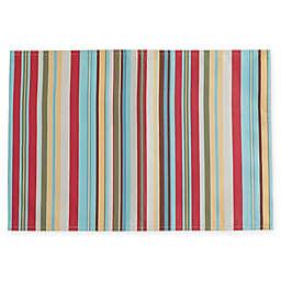 Summer Stripe Indoor/Outdoor Placemats (Set of 4)