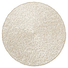Serenity Placemat in Prosecco