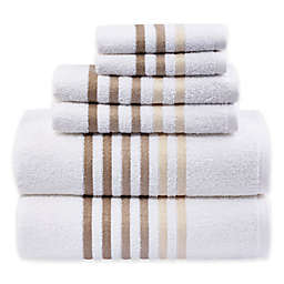 Splendor 6-Piece Bath Towel Set