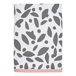 DKNY Petals Bath Towel in Blush