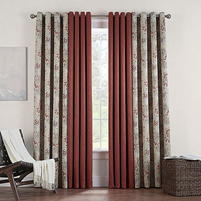 Alternate image 1 for Eclipse Twilight Luna Window Curtain Panel