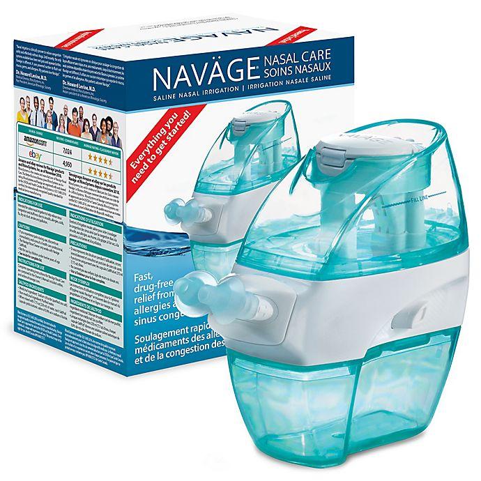 Alternate image 1 for Naväge Nasal Care Retail Starter Kit