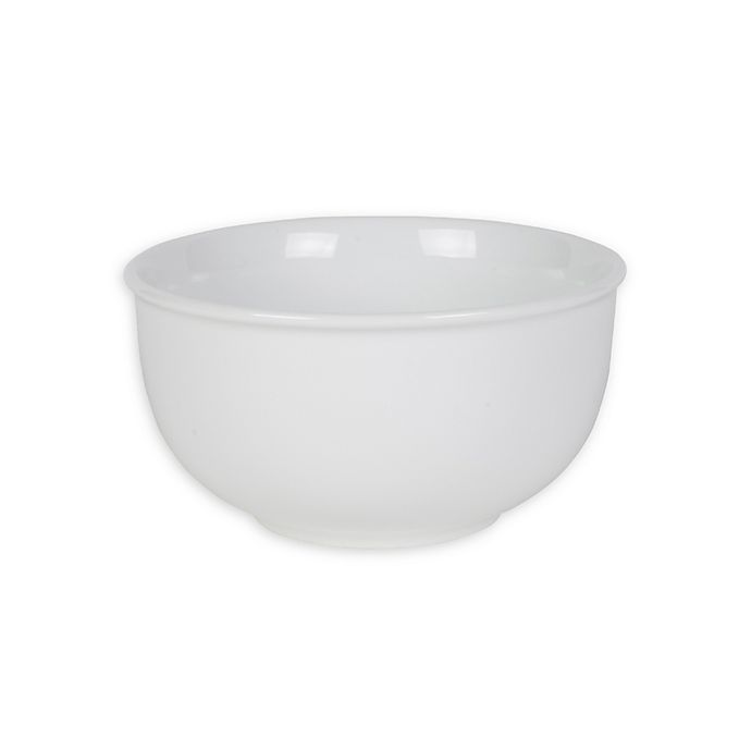 Alternate image 1 for Everyday White® by Fitz and Floyd® Bistro Soup/Cereal Bowl