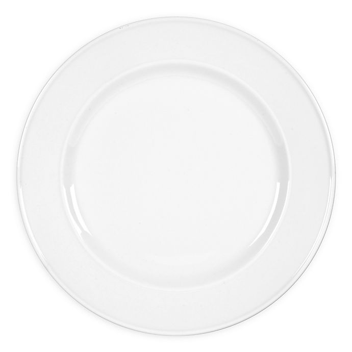 Alternate image 1 for Everyday White® by Fitz and Floyd® Bistro Dinner Plate