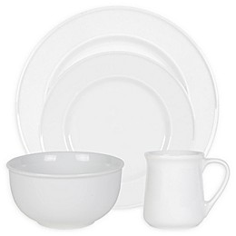 Everyday White® by Fitz and Floyd® Bistro Dinnerware