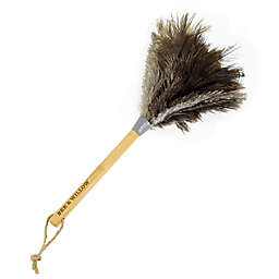 Bee & Willow™ Home Feather Duster with Bamboo Handle