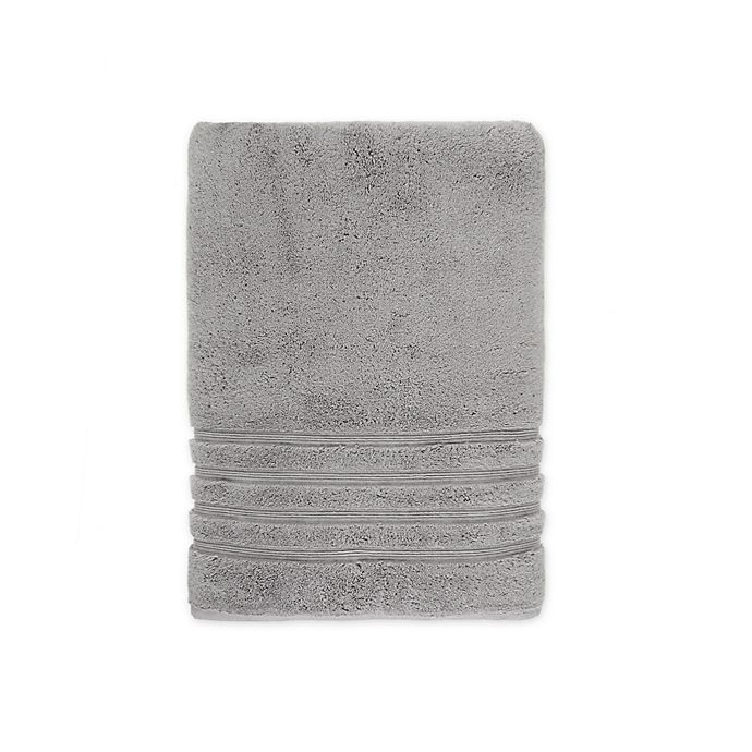 Alternate image 1 for Wamsutta® Collection Turkish Bath Towel in Grey