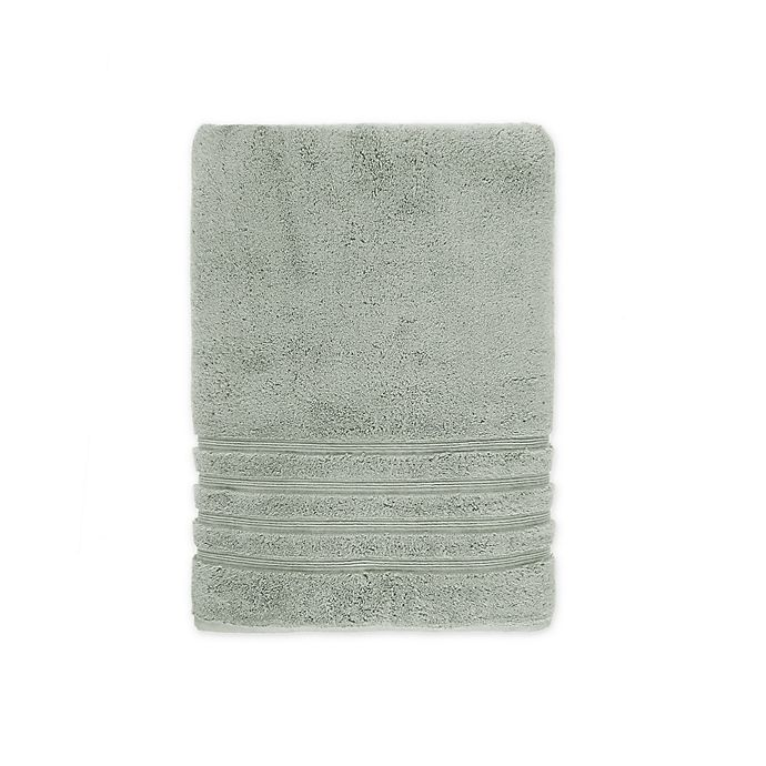 Alternate image 1 for Wamsutta® Collection Turkish Bath Towel in Seafoam