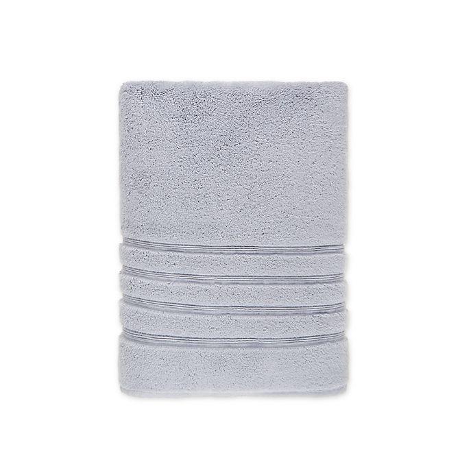 Alternate image 1 for Wamsutta® Collection Turkish Bath Towel in Light Blue