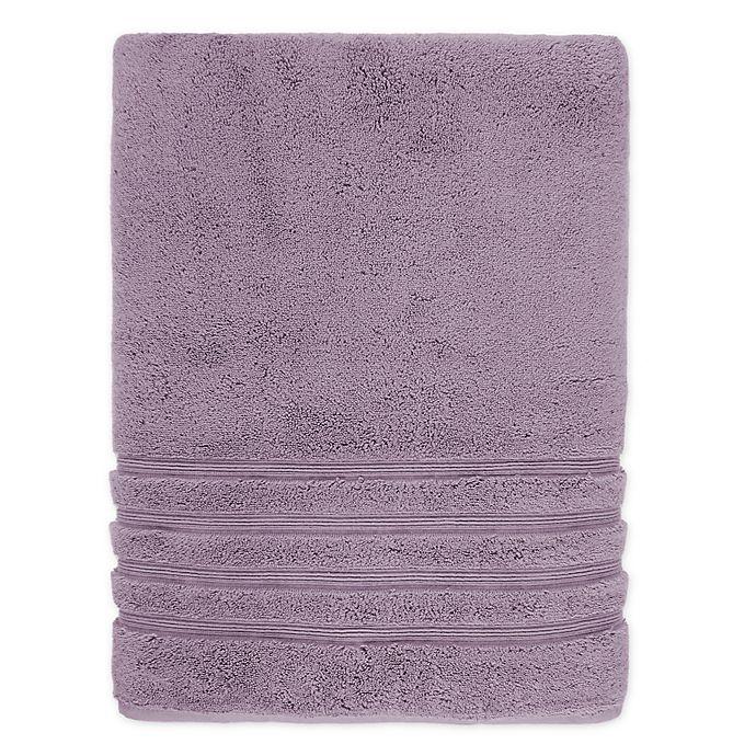 Alternate image 1 for Wamsutta® Collection Turkish Bath Sheet in Lavender