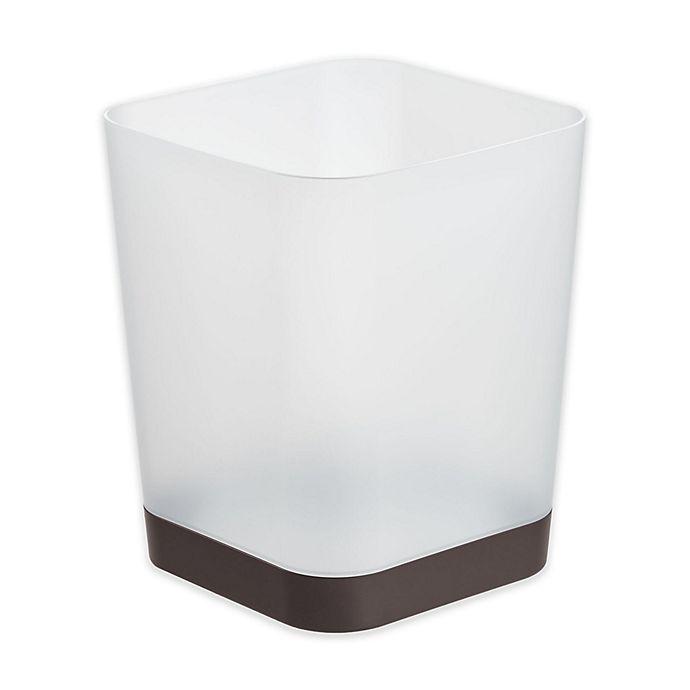 Alternate image 1 for iDesign® Ilese Wastebasket