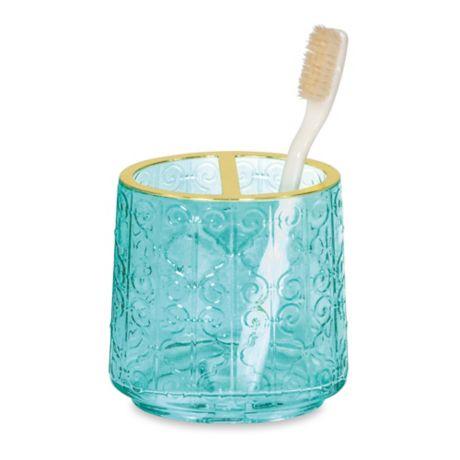 Peacock Toothbrush Holder | Bed Bath & Beyond
