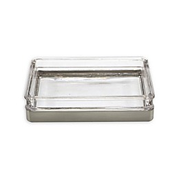 Bowery Soap Dish in Brushed Nickel