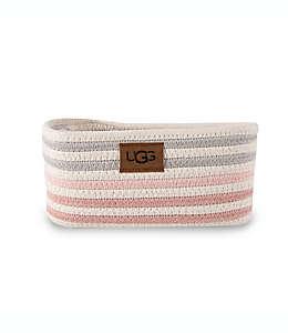 UGG® Lena Contenedor a rayas en rosa