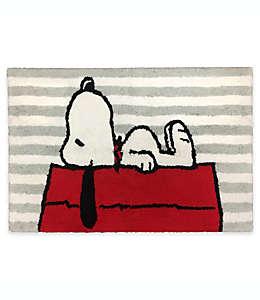 Tapete para baño de algodón Peanuts™