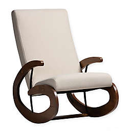 Baxton Studio® Linen Upholstered Zelda Chair