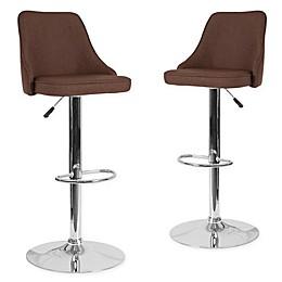 Flash Furniture Swivel Trieste Bar Stools (Set of 2)