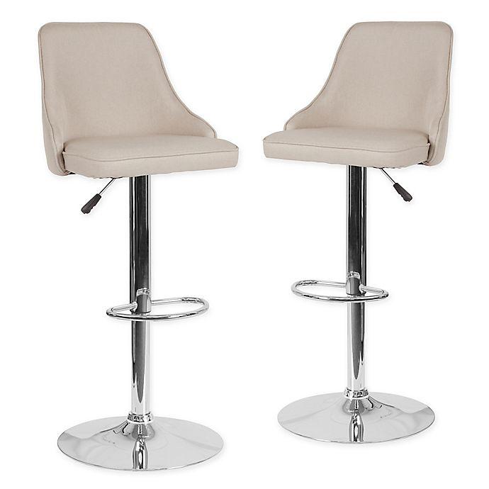Alternate image 1 for Flash Furniture Swivel Trieste 32.5\