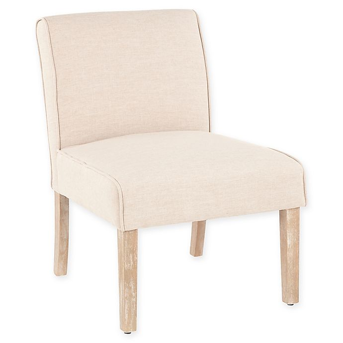 Alternate image 1 for Lumisource® Polyester Upholstered Vintage Neo Chair in Beige