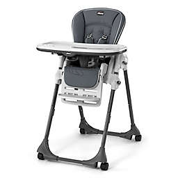 Chicco® Polly Highchair in Grey Nottingham