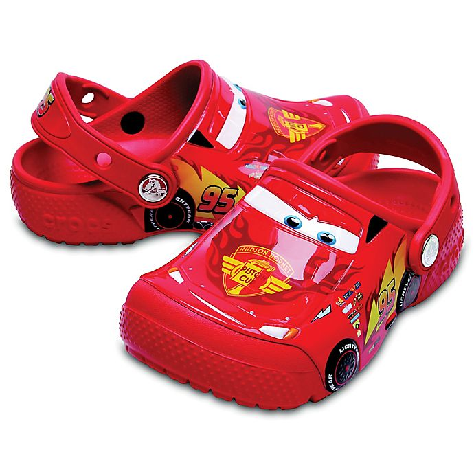 e1437f15c Crocs™ Fun Lab Cars Kid s Clog in Red