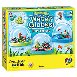 Creativity for Kids Make Your Own Water Globes Kit