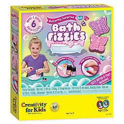Creativity for Kids Butterfly Surprise Bath Fizzies Kit