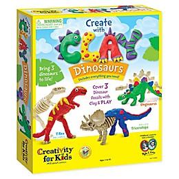 Create With Clay Dinosaur Kit
