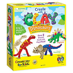 Create With Clay Dinosaur Kit