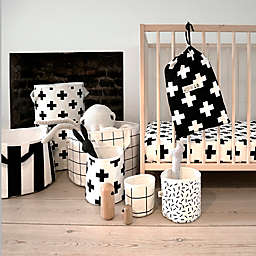 Wildfire Teepess® Stacking Storage Bags in Black/White (Set of 3)