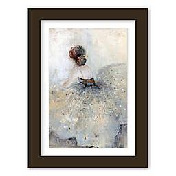 At A Glance 19-Inch x 25-Inch  Framed Wall Art